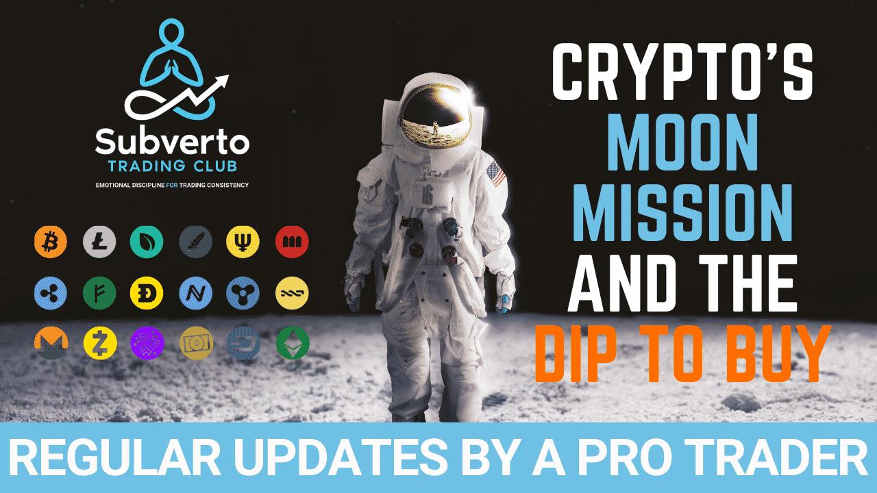 Crypto Moon Mission