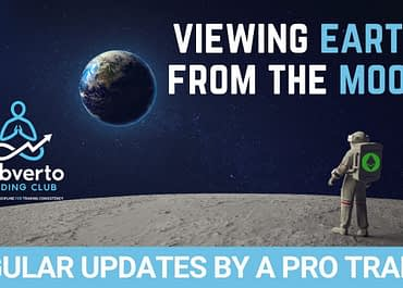 Viewing Earth from the Moon