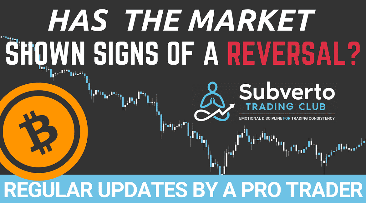 Has the Market Shown SIgns of a reversal