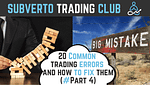 20 common trading mistakes 4