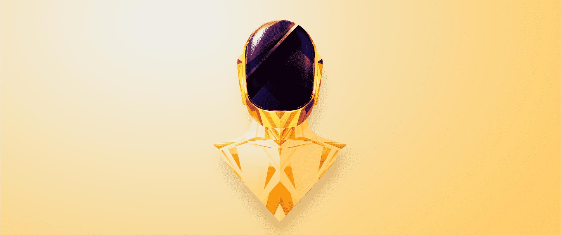 Tae Daft Punk avatar