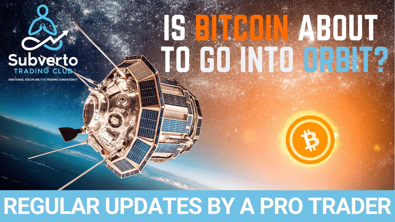 Bitcoin going to orbit
