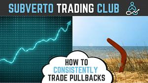 how to trade pullbacks