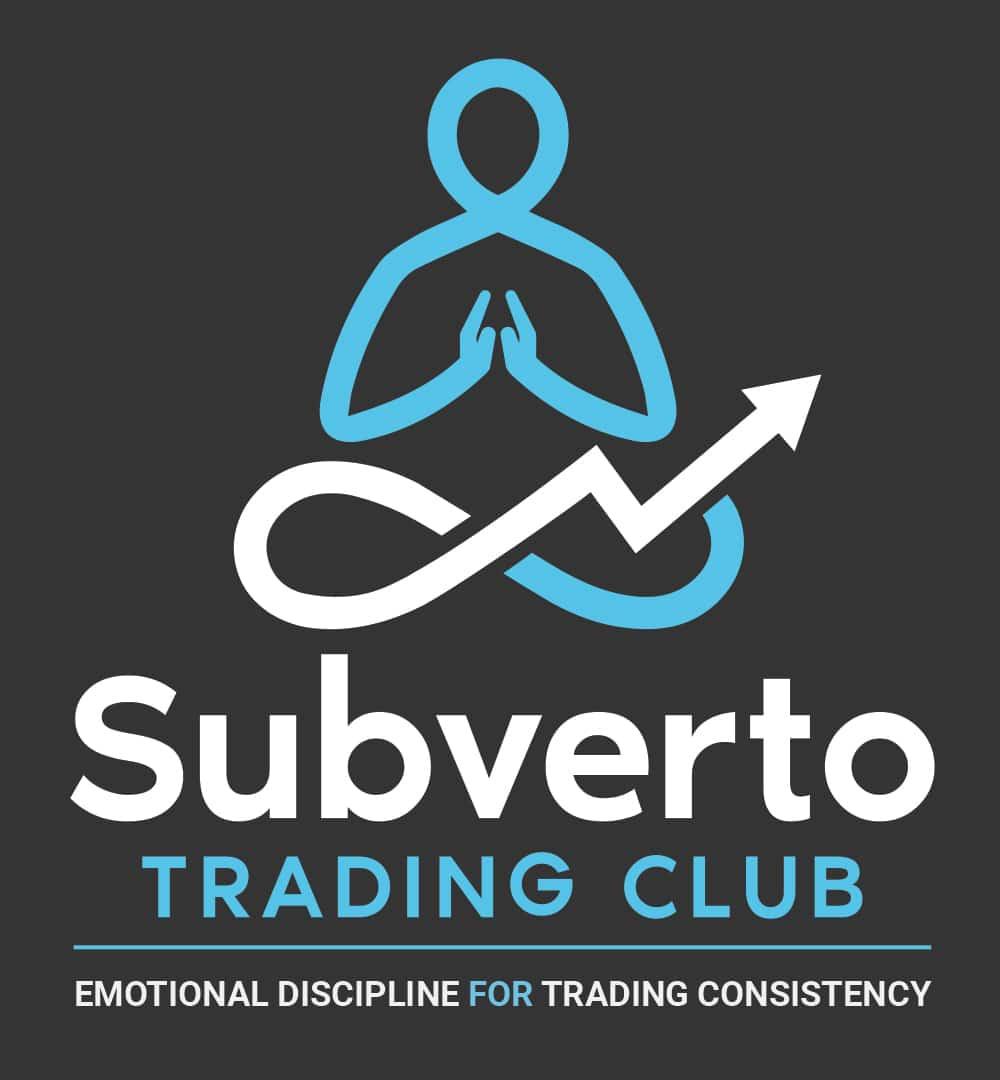 Subverto Trading Club Logo - Emotional Discipline for market consistency
